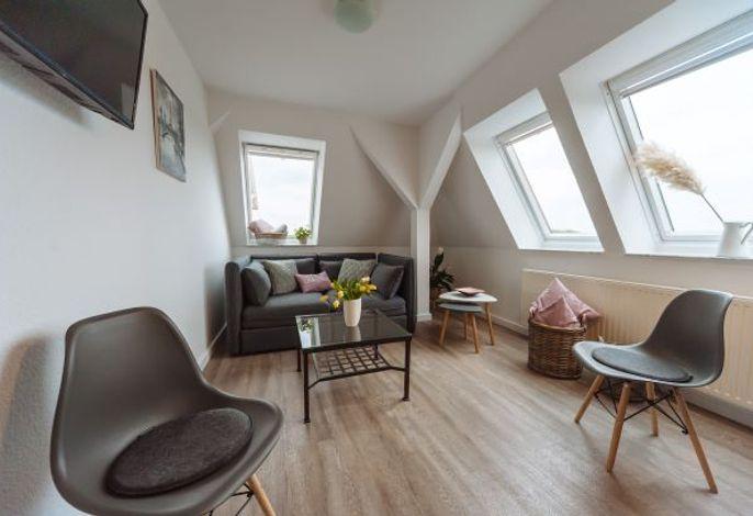 Apartment mit Küche für 2