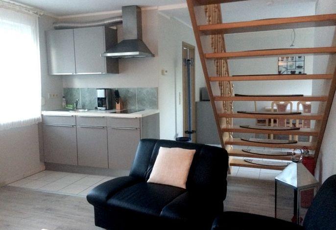 Ferienwohnung 45 qm im Erdgeschoss