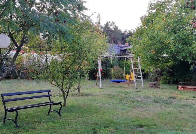 Garten - Spielplatz