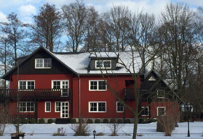 Die Spreewaldromantik im Winter