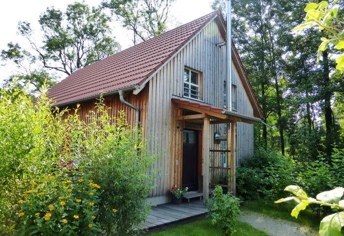 Ferienhaus-Giebel-Weide
