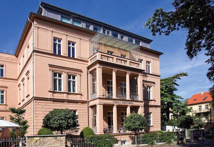 Die Villa Hentzel