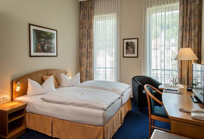 Hotel Glockenhof - Zimmerbeispiel