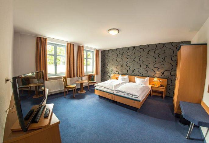 B&S Hotel am Bachhaus Schlafen