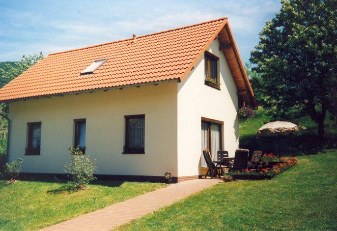 Struth-Helmershof Ferienhaus Langbein Hausansicht