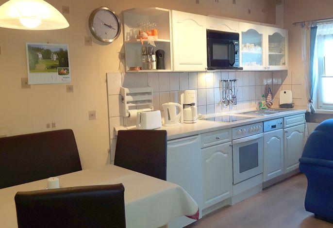 Gästehaus Veronika Küchenzeile