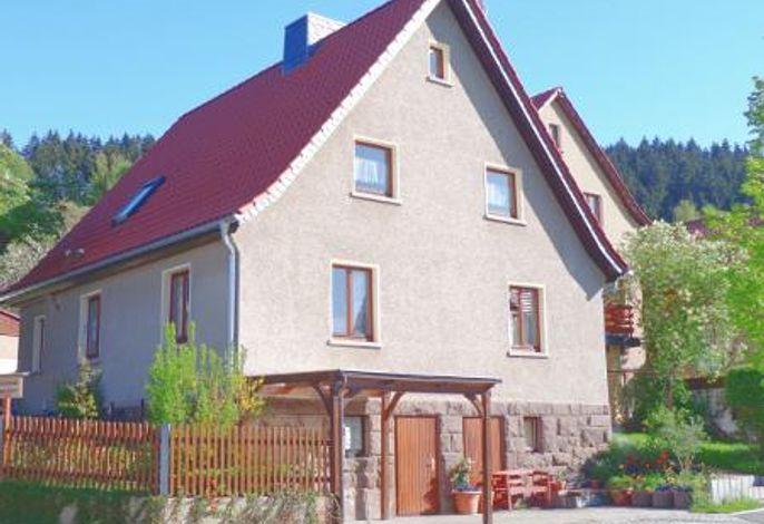 Ferienhaus Bergwiese (Steinbach-Hallenberg OT Rotterode) - OHO69313