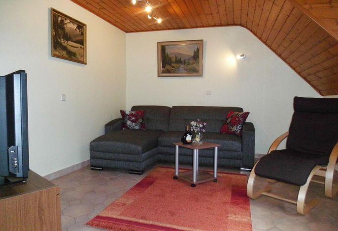 Ferienhaus Höhn - Wohnzimmer