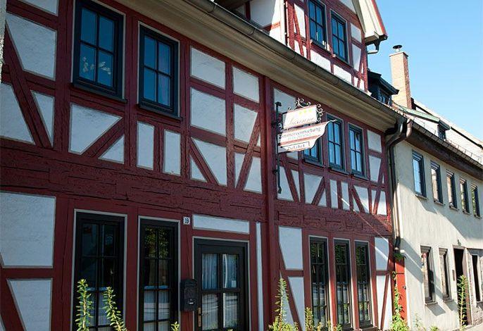 Hausansicht Gästehaus Susanne