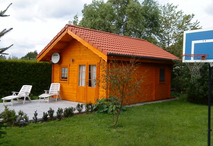 Ferienhaus Blockhaus Saalfeld (Saalfeld) - SLF31505