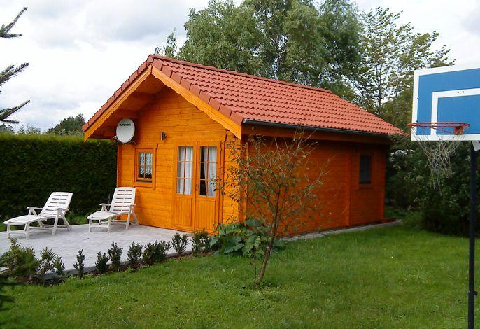 Ferienhaus Blockhaus Saalfeld