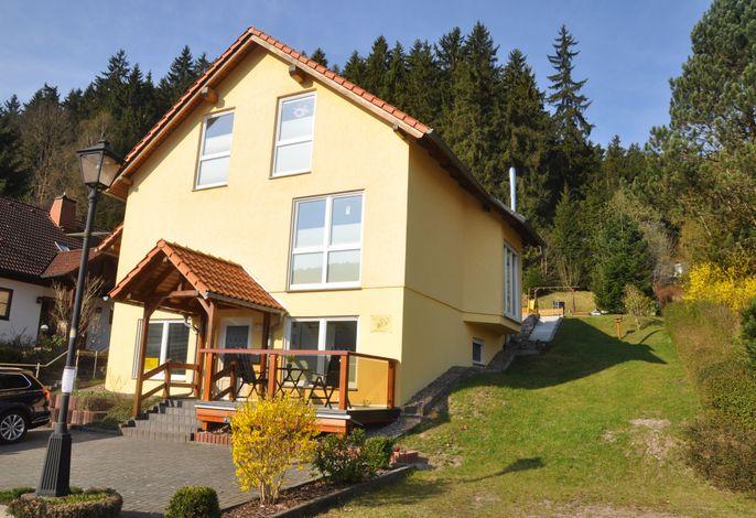 Ferienwohnung Hermannsteinblick Manebach
