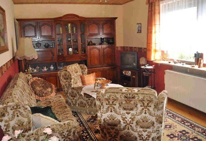 Wohnzimmer mit 21 m²