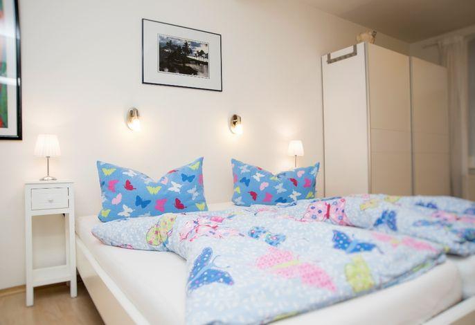 Apartment 1 Eisenach Schlafzimmer
