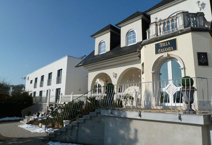 Villa Casamia-Übernachtung