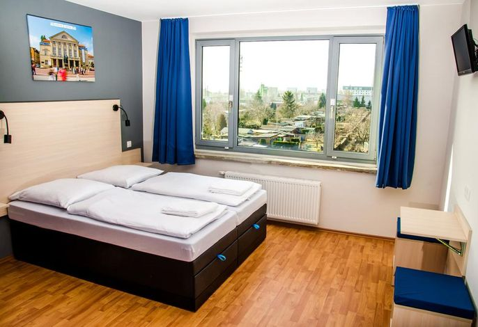 a&o hostel and hotel Weimar
