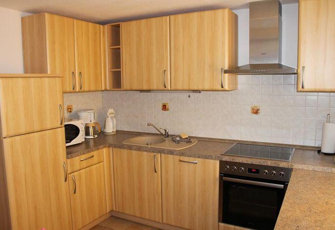 Küche 4 Sterne Ferienwohnung Morgensonne Bad Berka, Weimarer Land, Thüringen