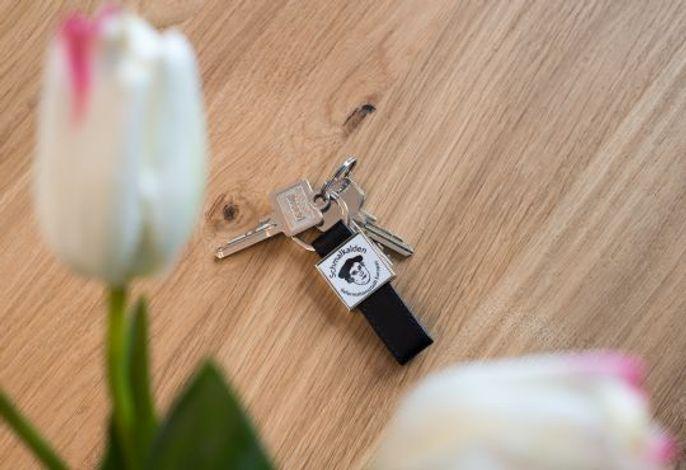 Schlüssel Lutherwohnung Schmalkalden