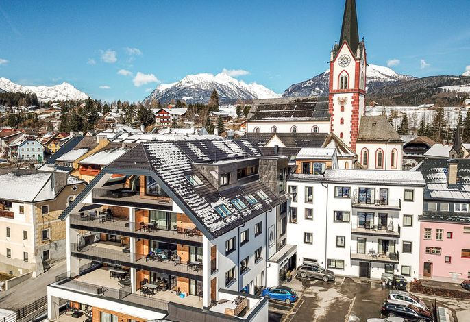Ferienwohnung - Mariafparr, Österreich