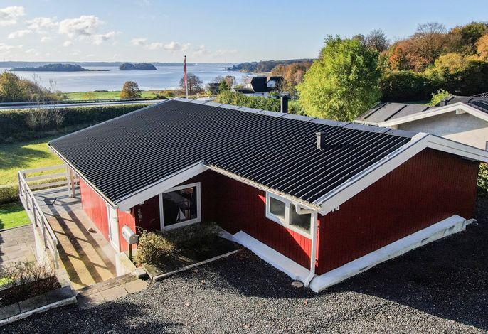 Ferienhaus - Rønshoved Strand, Dänemark