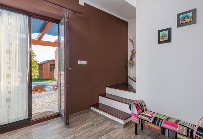 Ferienhaus - Barban-Manjadvorci, Kroatien
