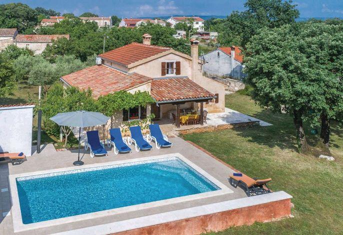 Ferienhaus - Barban-Saini, Kroatien