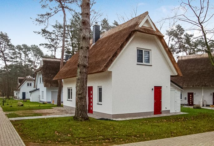 Ferienhaus - Fischerdorf Zirchow/Usedom, Deutschland