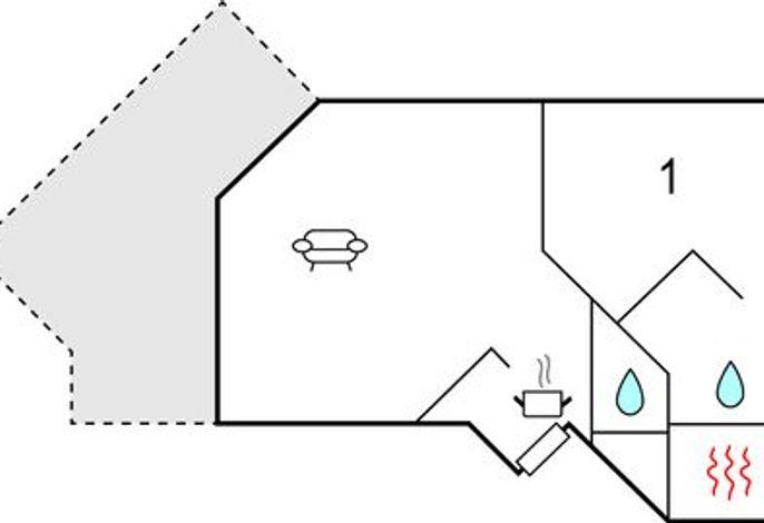 Dünenvilla Penthouse Deluxe