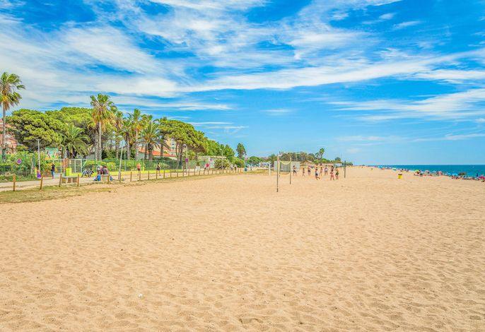 Ferienwohnung - Santa Susanna, Spanien