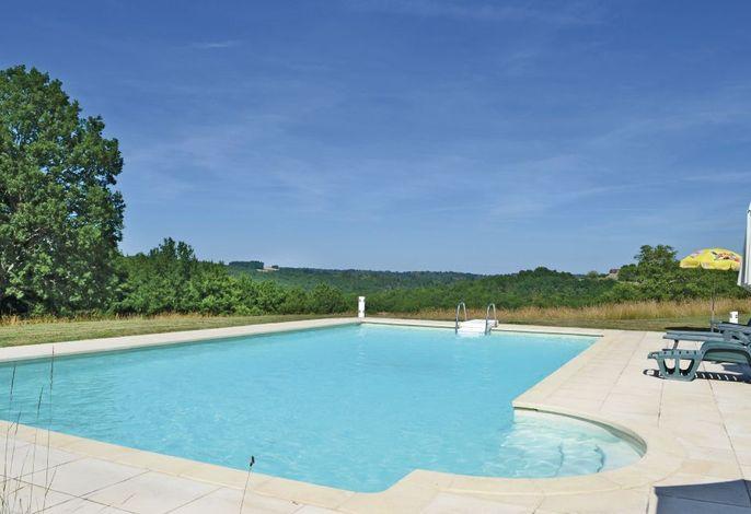 Ferienhaus - Savignac-de-Miremont, Frankreich