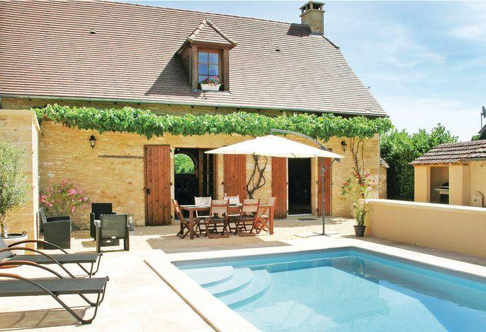 Ferienhaus - Saint Amand de Coly, Frankreich