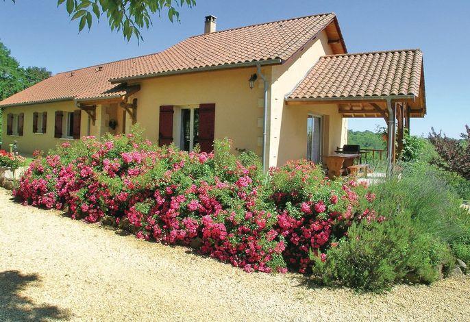 Ferienhaus - Rouffignac Saint Cernin, Frankreich
