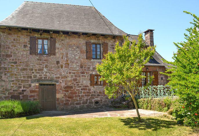 Ferienhaus - Villac, Frankreich