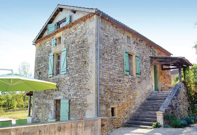 Ferienhaus - Villefranche-du-Perigord, Frankreich
