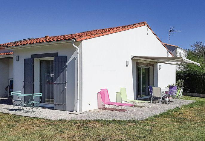 Ferienhaus - St Palais sur Mer, Frankreich