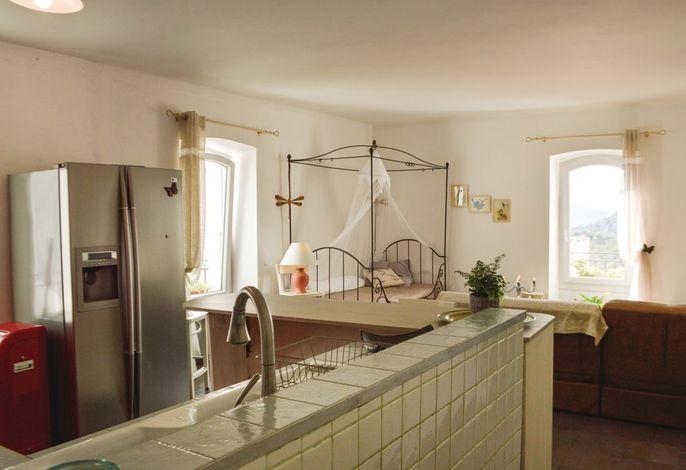 Ferienhaus - Montegrossu, Frankreich