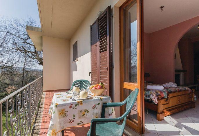 Ferienwohnung - Ambra, Italien