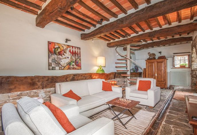 Ferienhaus - Bucine, Italien