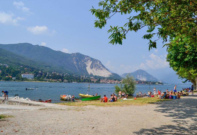 Ferienwohnung - Germignaga, Italien