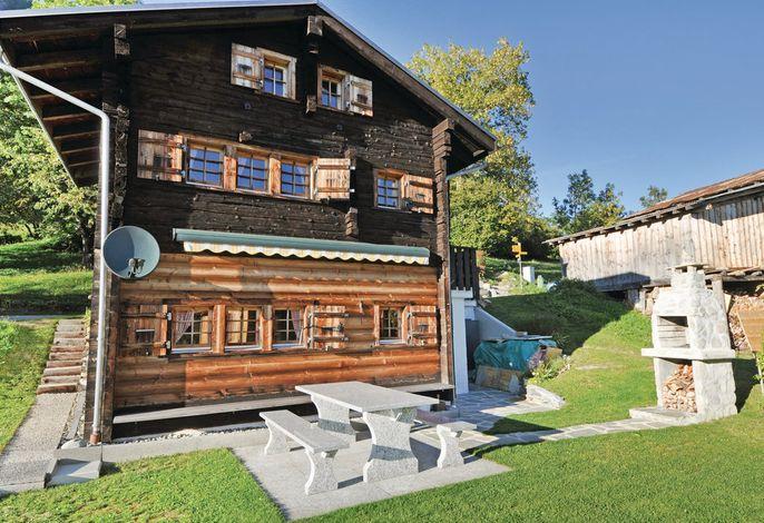 Ferienhaus - Bitsch, Schweiz