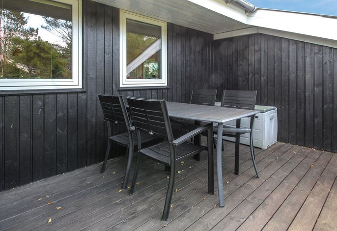 Ferienhaus, 25-5107, Vejers Strand