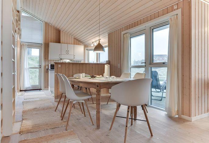 Ferienhaus, 25-5224, Vejers Strand