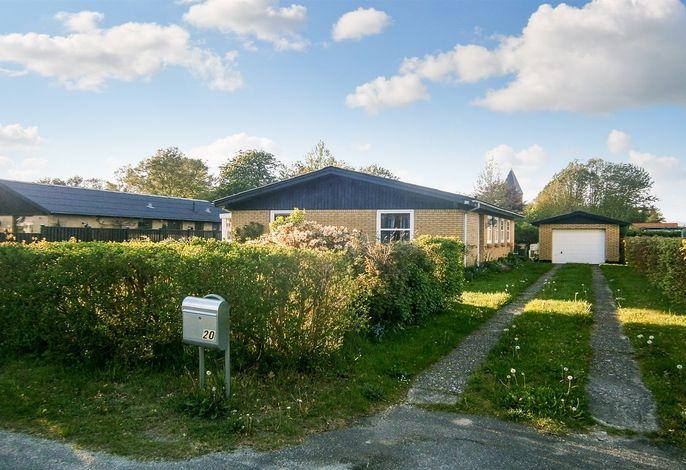 Ferienhaus in der Stadt, 40-0044, Aalbäk