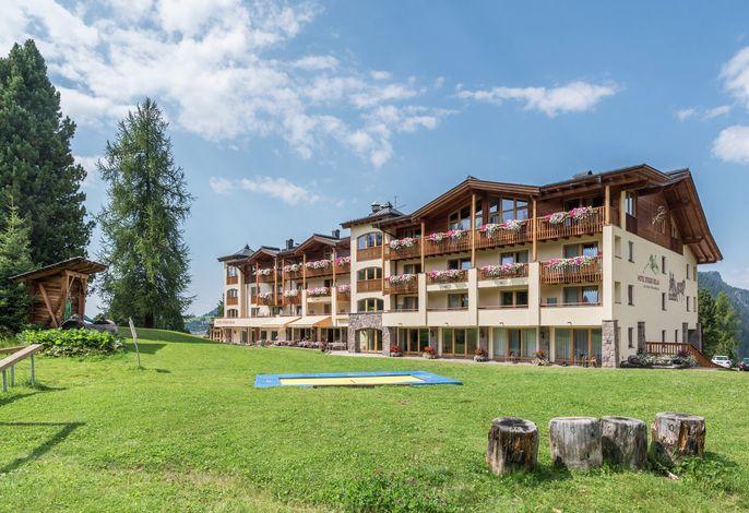 Hotel Steger-Dellai Sommer