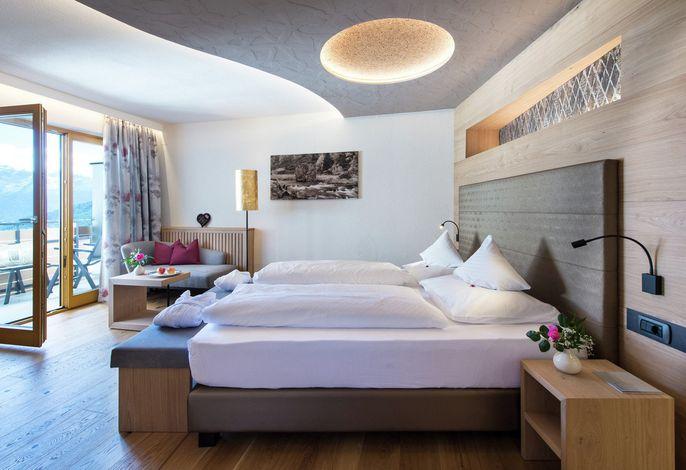 Südtirol Familienurlaub inmitten von Bergen und Seen im sonnigen Vinschgau. Willkommen im Hotel Das Gerstl im Vinschgau ihr ideales Urlaubsquartier für Sommer und Winter.