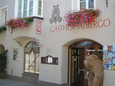 Hotel Grauer Bär Brixen