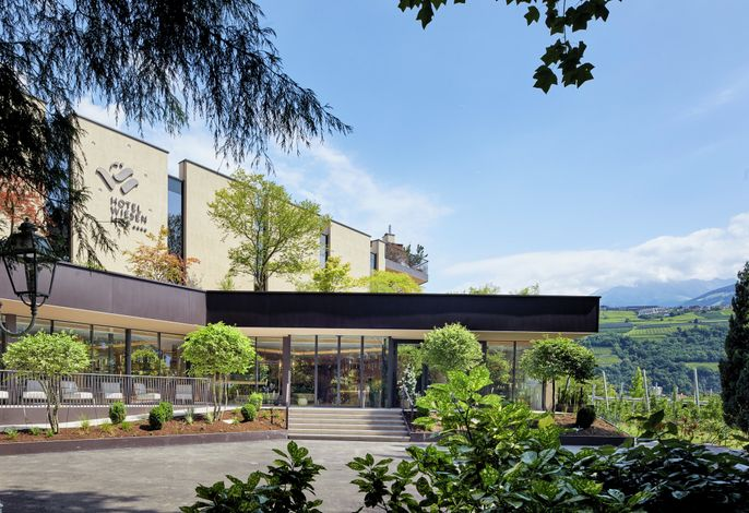 Hotel Wiesenhof - a true garden experience