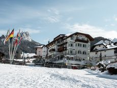 Hotel Acadia - Your home in the mountains Wolkenstein/Selva Di Val Gardena