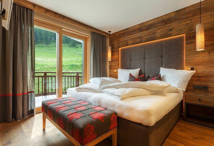 Almnest Schlafzimmer