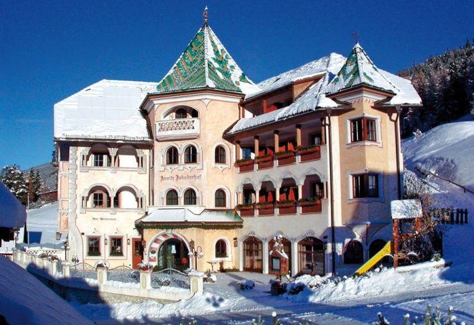 Jakoberhof im Winter